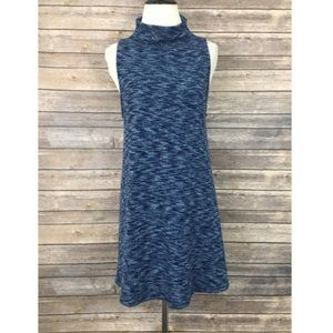 Silence and Noise Blue Tank Dress